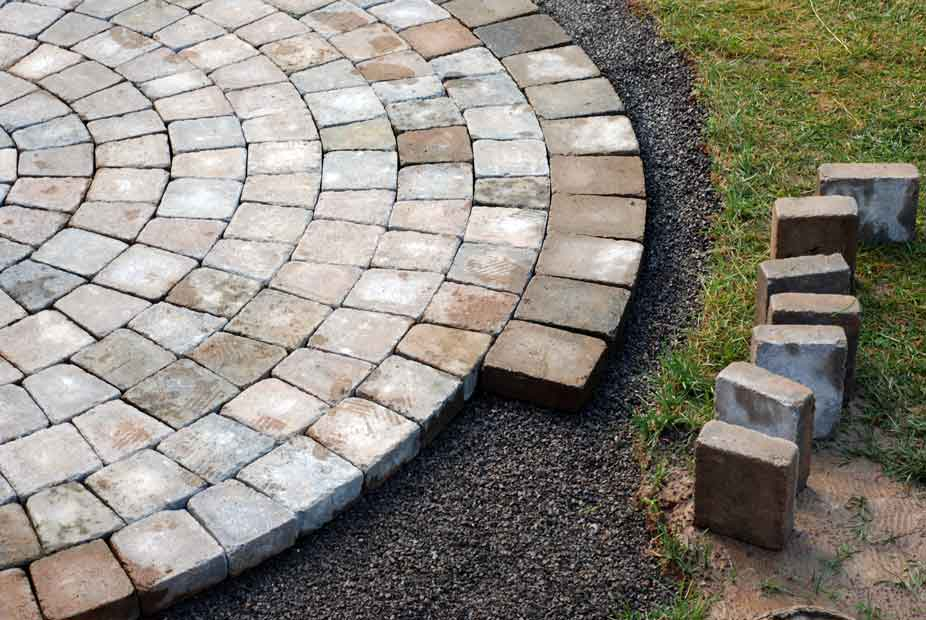 Interlock Walkways, Driveways, Patios